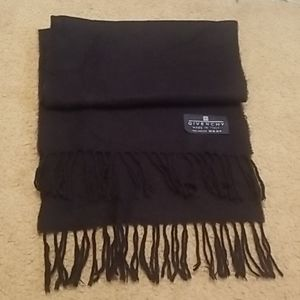 Givenchy Unisex Made in Italy Scarf